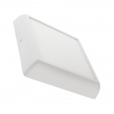 White 18W Square Design LED Surface Panel
