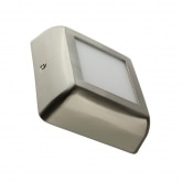 Silver Square Design 6W LED Surface Panel